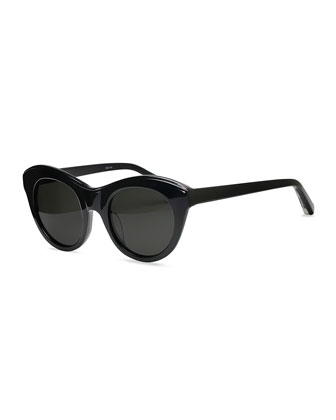 Suffolk Cat-Eye Sunglasses