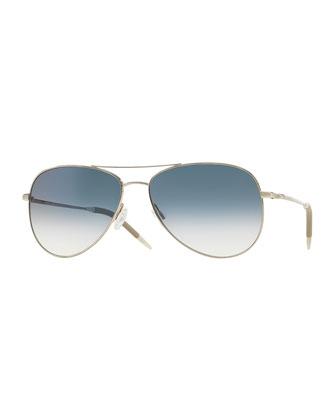 Kannon Photochromic Aviator Sunglasses