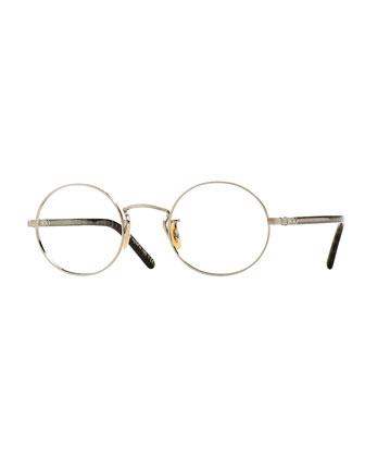 Overstreet 46 Round Fashion Glasses