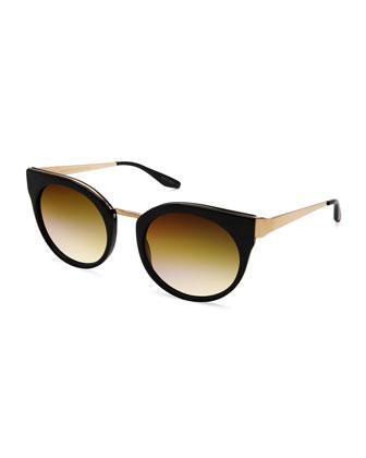 Dovima Cat-Eye Sunglasses