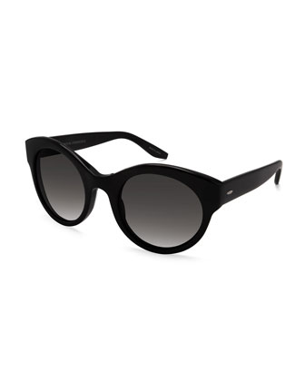 Isadora Cat-Eye Sunglasses