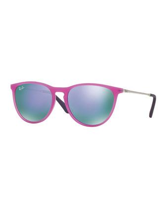 Junior Mirrored Wayfarer® Sunglasses