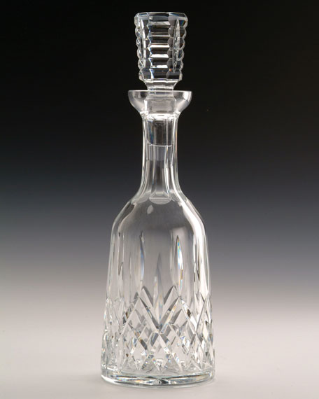 Waterford Crystal Lismore Wine Decanter