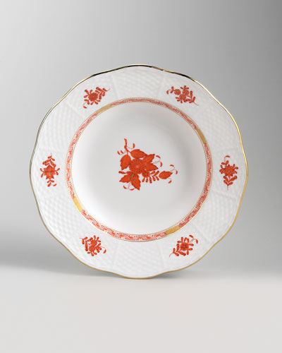 Herend Chinese Bouquet Soup Bowl, Small