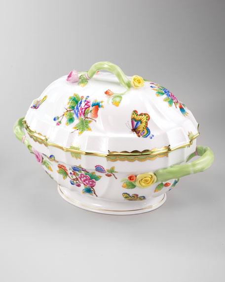 Queen Victoria Soup Tureen