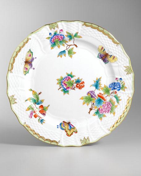 Queen Victoria Service Platter