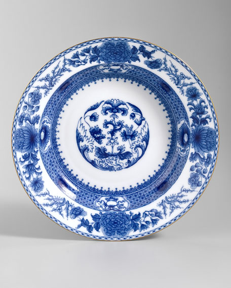 Mottahedeh Imperial Blue Soup Bowl