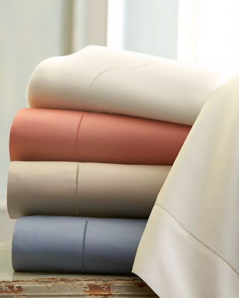 Queen Elyse 300TC Fitted Sheet