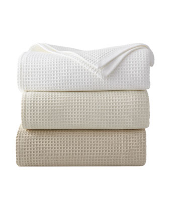 Waffleweave Blankets