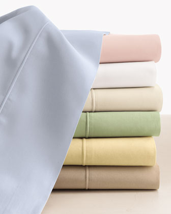 Full/Queen Italian 500TC Percale Flat Sheet