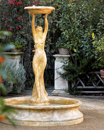ORLANDI STAUARY Cecilia Fountain
