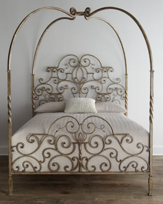 Tuscany King Panel Bed