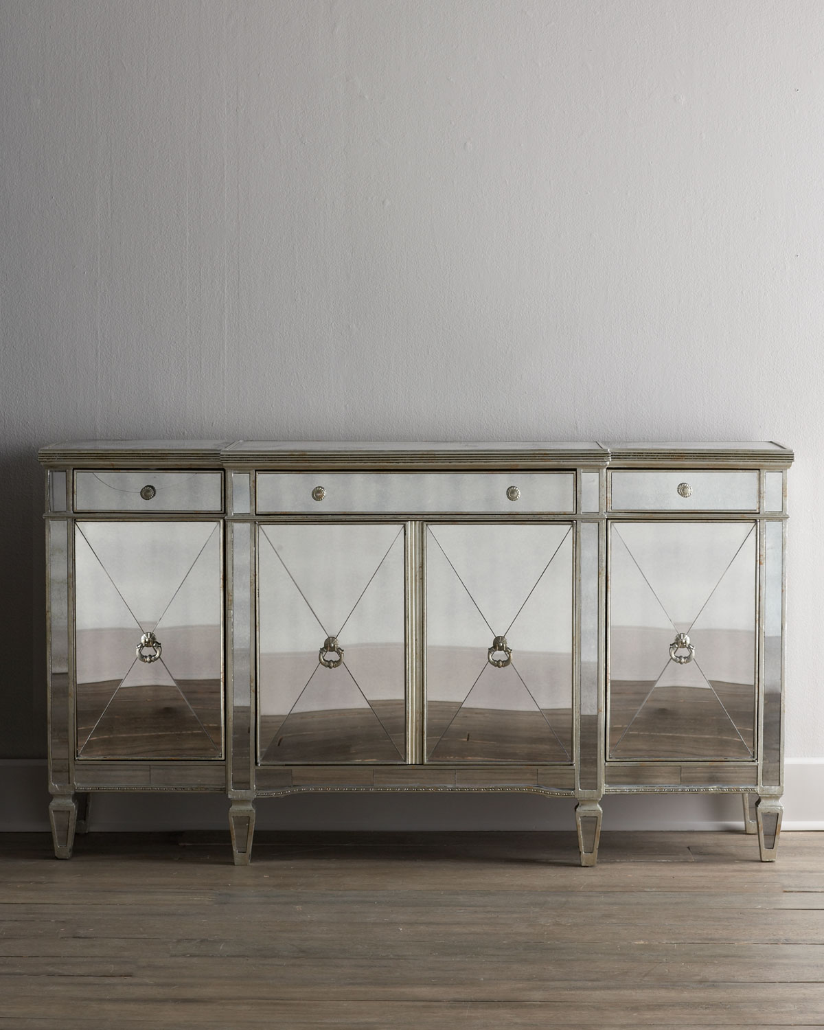 Amelie Mirrored Buffet - Neiman Marcus