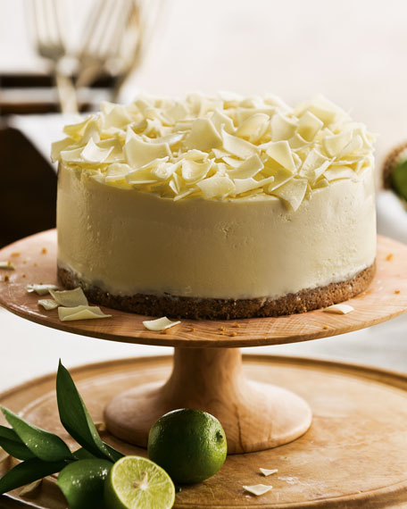 Key Lime Silk Pie
