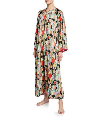 Caftan & Pajamas