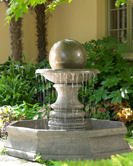 PEBA TRADING Sphere Fountain