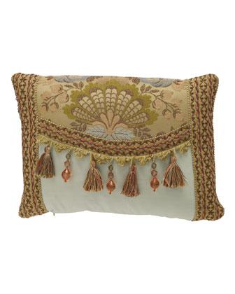 King Petit Trianon Floral Duvet Cover