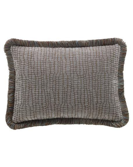 Legacy Bella Crocodile Pillow, 14