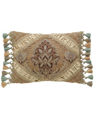 Brocade Pillow