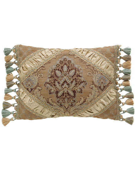 Villa di Como Brocade Pillow