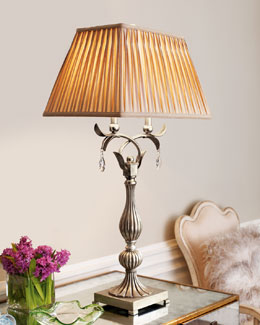 """Floraine"" Table Lamp"