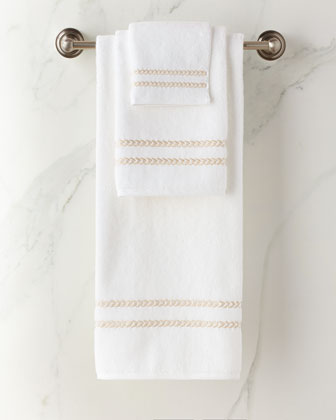 Lenox Pearl Essence Towels