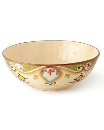 Baldaccio Serving Bowl