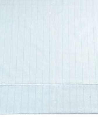 Queen Striped Sheet Set, Plain