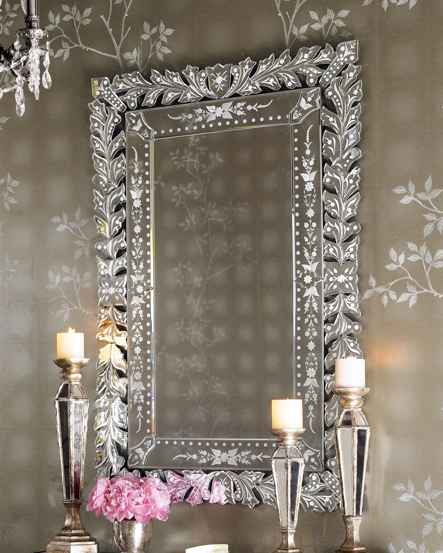 Marta Wall Mirror - Neiman Marcus
