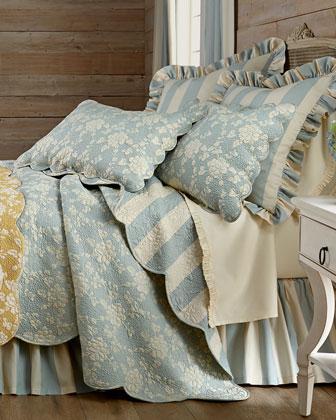 Trellis Bed Linens
