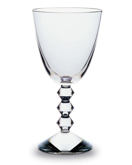 Baccarat Vega Water Goblet