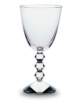 Baccarat Vega White Wine Glass