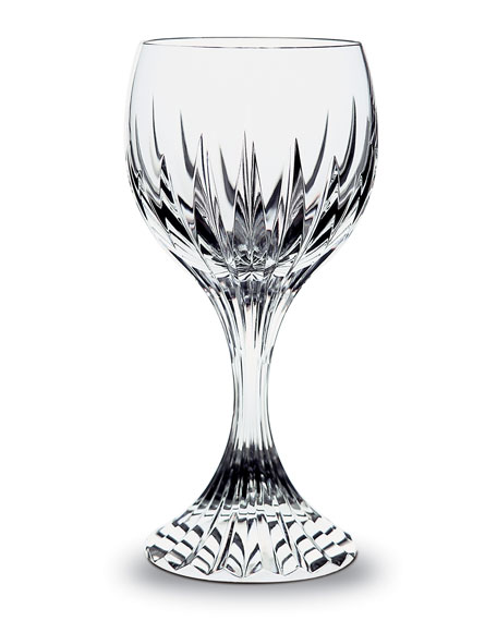Baccarat Massena Red Wine Glass