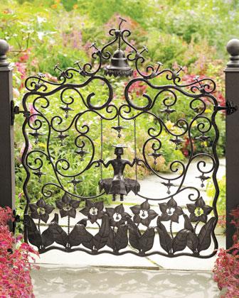 Mrs. Powers Garden Gate