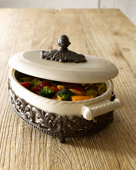 G G Collection Casserole Dish
