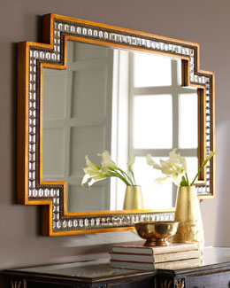 Bassett Mirror, Inc. Mosaic Mirror