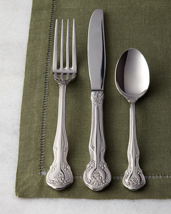 45-Piece Baroque Flatware Service