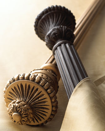 Two Italian Renaissance Finials