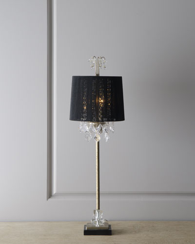 "Old World Design Llc ""Christella"" Buffet Lamp"