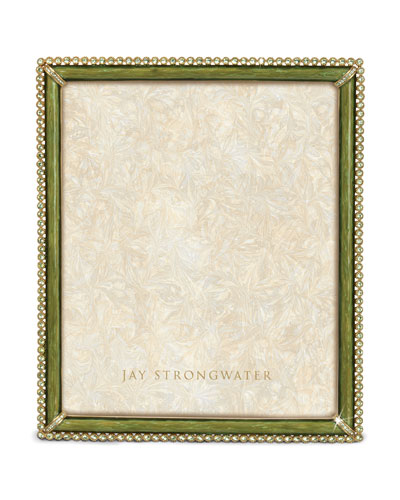 "Jay Strongwater Laetitia Frame, 8"" x 10"""