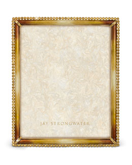 "Jay Strongwater ""Laetitia"" Frame, 8"" x 10"""