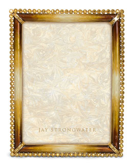 "Jay Strongwater ""Lucas"" Frame, 5"" x 7"""