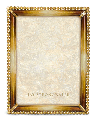 """Jay Strongwater """"Lucas"""" Frame, 5"""" x 7"""""""