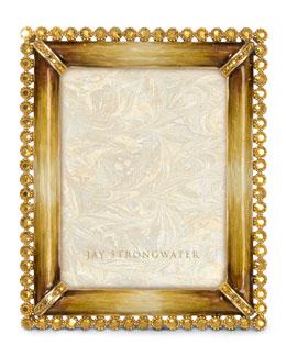 "Jay Strongwater ""Emilia"" Frame, 3"" x 4"""