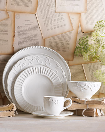 20-Piece Estate Dinnerware Service