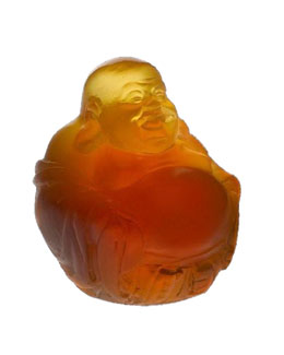"Daum ""Happy Buddha"" Figure"