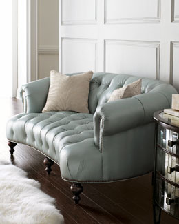 Old Hickory Tannery Raza Pressley Sofa