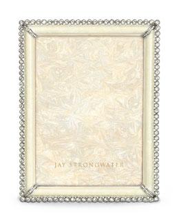 """Jay Strongwater """"Lucas"""" Duchess Frame, 5"""" x 7"""""""