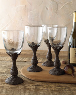 GG Collection Four Wine Glasses