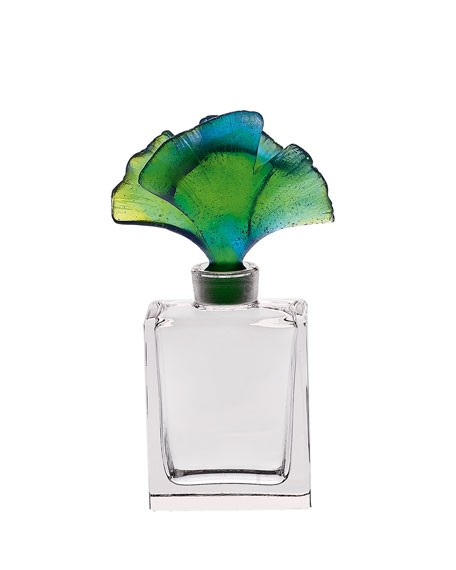 Daum Gingko Perfume Bottle